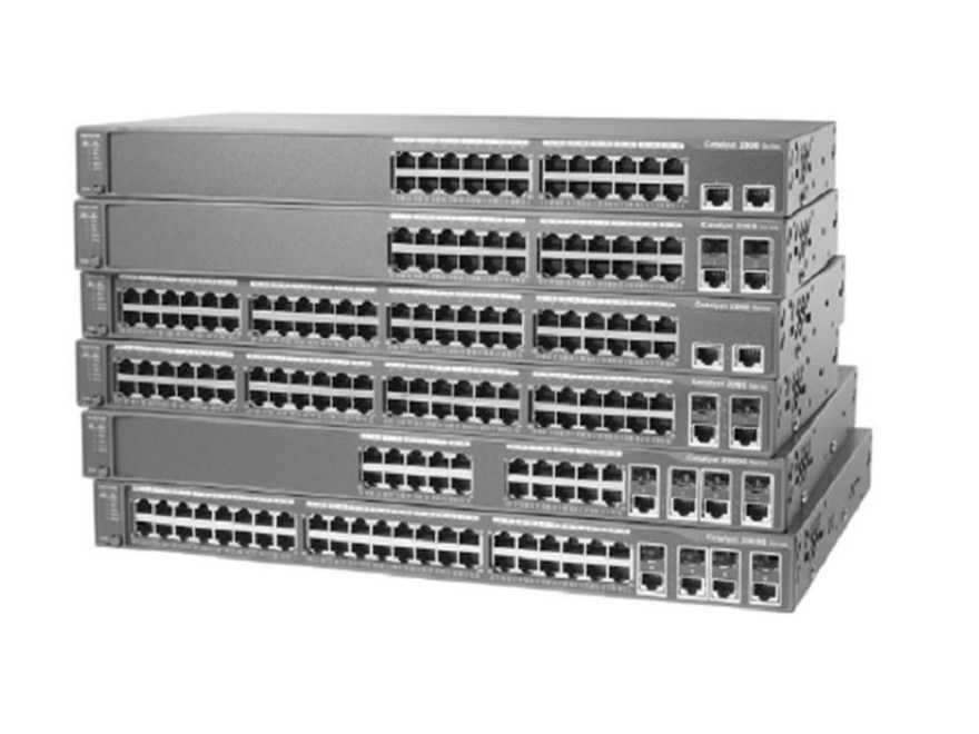 reset Cisco switch