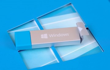 installing windows 10 from usb