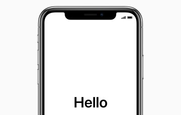 factory reset iphone