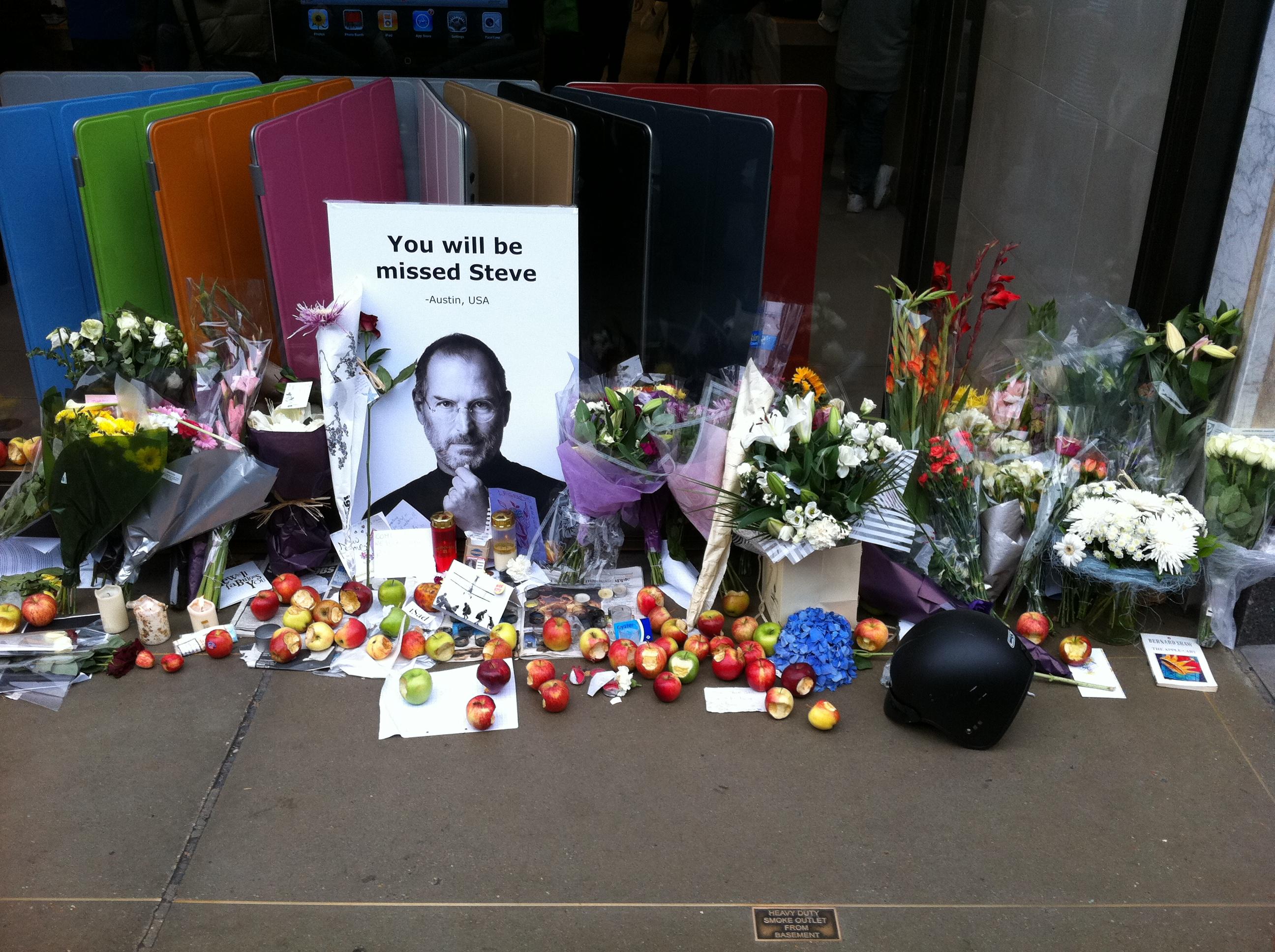 Steve Jobs: 5 anos depois...