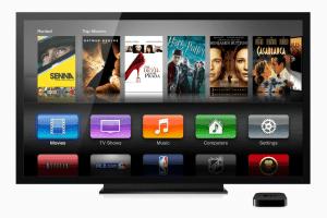 Apple TV: Atualização disponível