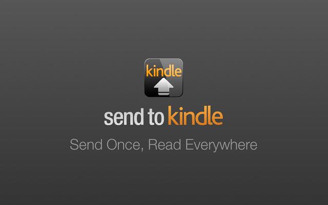 Amazon: Send to Kindle e compra da Liquivista [Video]