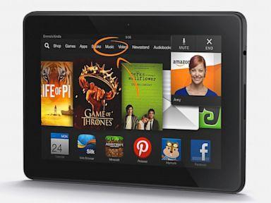 """Amazon: Novos Kindle Fire com """"botão de emergência"""" [Video]"""
