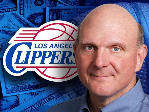 STEVE BALLMER: Da Microsoft para os LA Clippers [VIDEO]