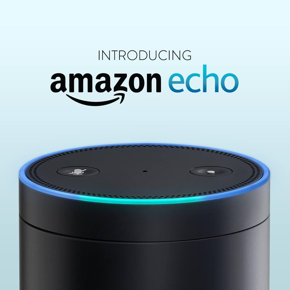 Amazon lança Echo [VIDEO]