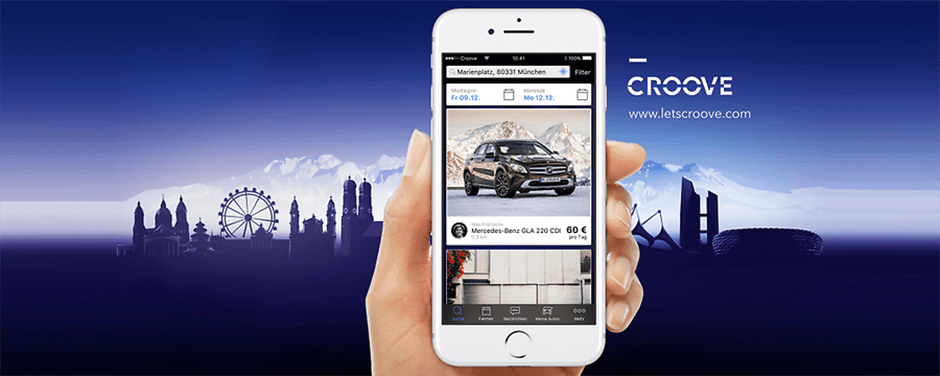 Mercedes testa serviço de car-sharing