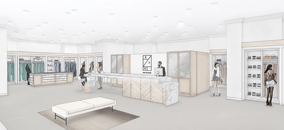 Neiman Marcus e Rent the Runway: novo conceito no retalho offline