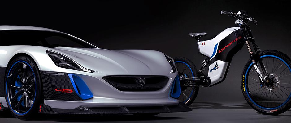 Rimac: De supercarros elétricos à inovação em soluções de mobilidade
