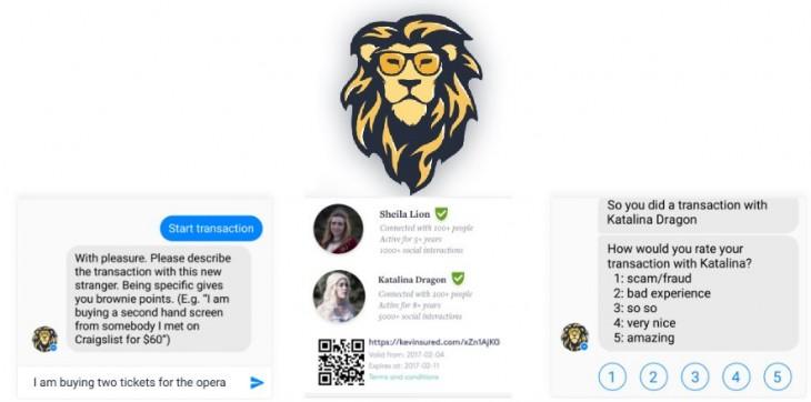 Kevinsured: seguro chatbot para a economia da partilha
