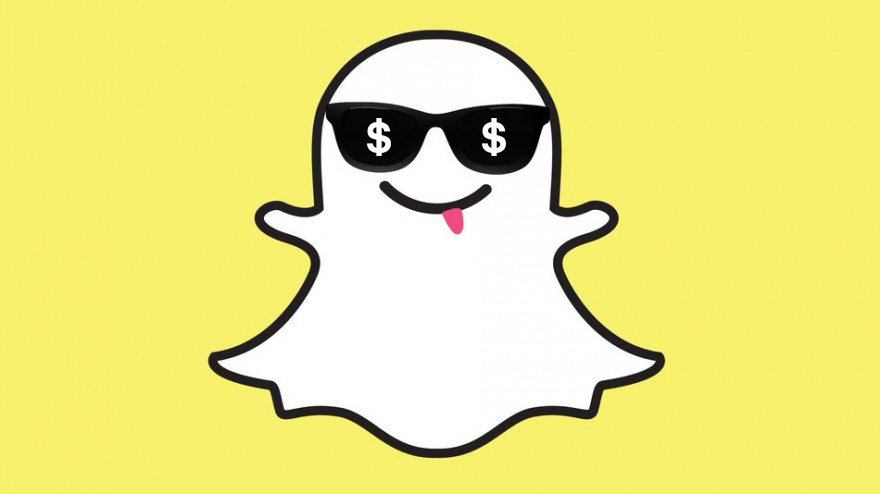 Snapchat reposiciona-se na área dos pagamentos?