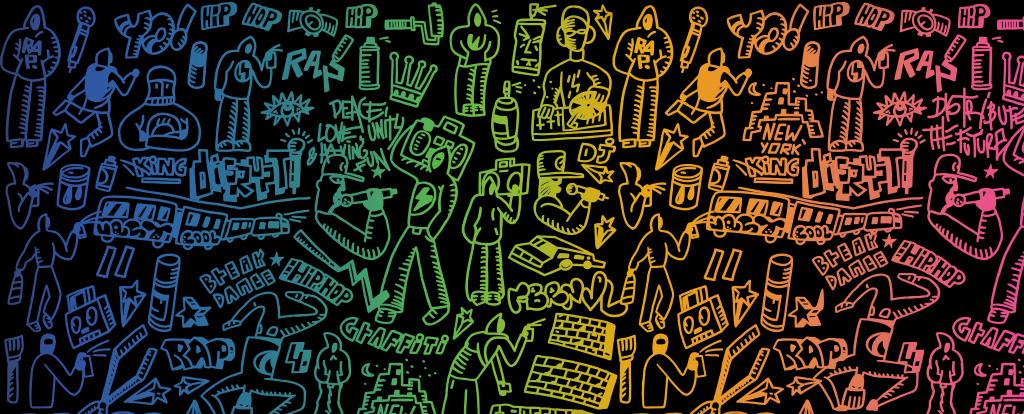 Quais os pontos em comum entre o Hip-Hop e o Digital?
