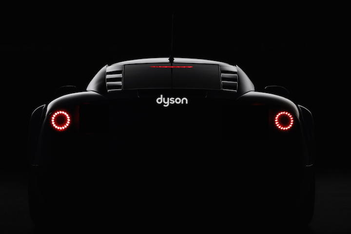Dyson: de aspiradores a veículos elétricos