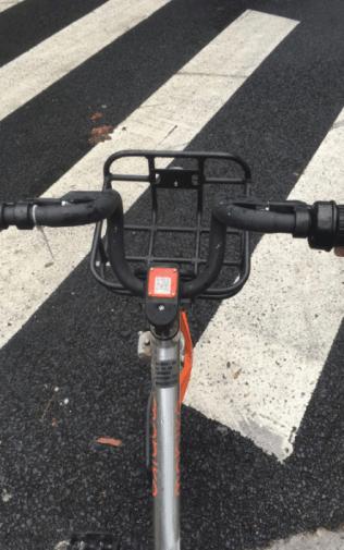 Bicicleta Mobike