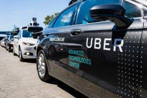 Uber autoguiados