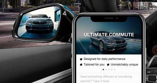 BMW lança serviço de subscrição de automóveis