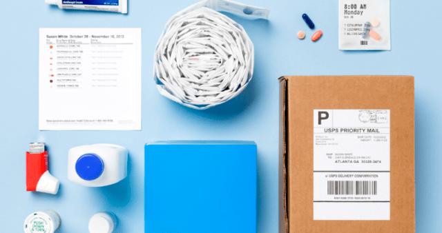 PillPack startup