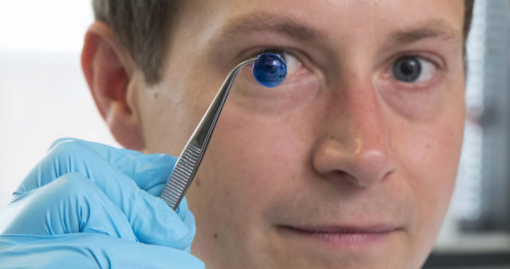 Córnea impressa em 3D: revolução nos transplantes?