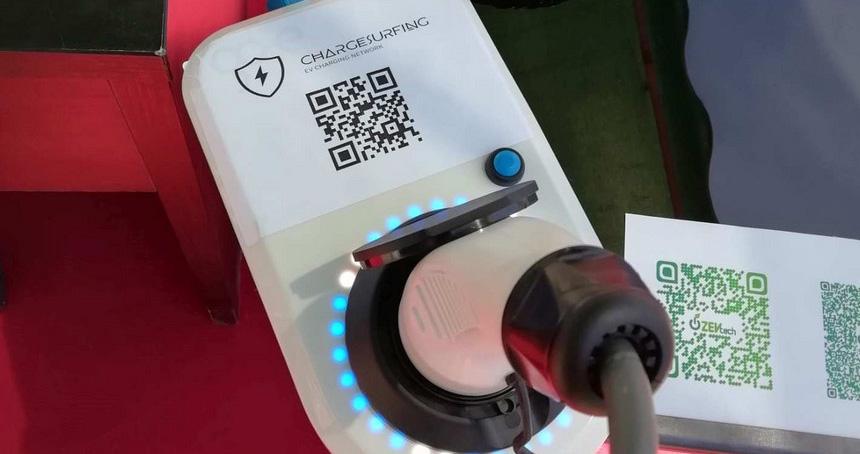 "Chargesurfing: ""Airbnb"" para o carregamento de carros elétricos"