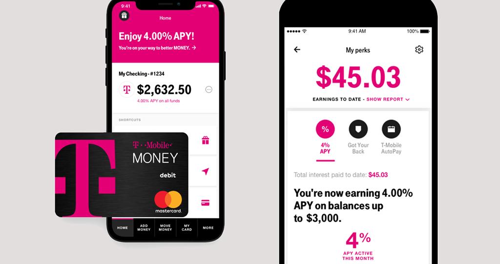 T-Mobile lança novo serviço financeiro