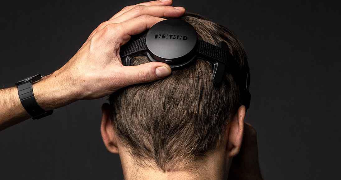 NextMind cria wearable para controlar dispositivos por ondas cerebrais