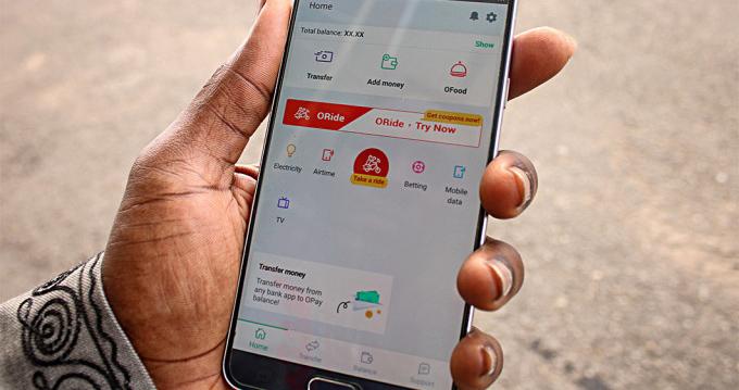 OPay: de carteira digital a agregador de serviços