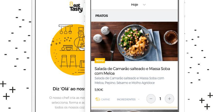 EatTasty: cantina virtual para entregas de almoços