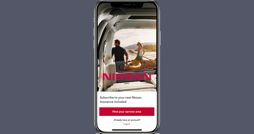 Nissan lança serviço de subscrição mensal de carros