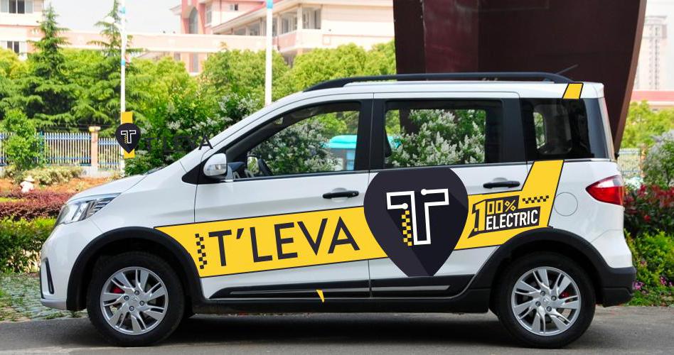Startup de mobilidade T'leva lança frota de carros elétricos