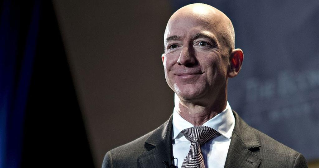 Jeff Bezos vai comprar a CNN?