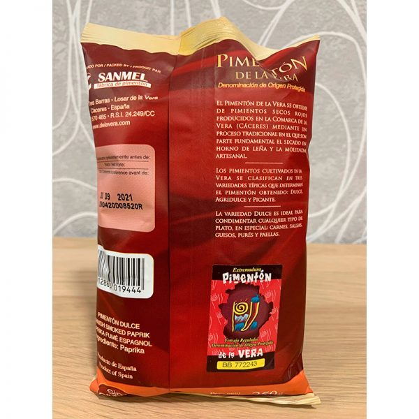 Pimentón de la Vera DO (Supertomate - Tienda online)