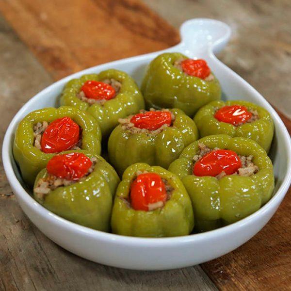 Pimientos verdes (Supertomate - Tienda online)