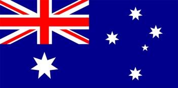 drapeau australie présentation de l'australie