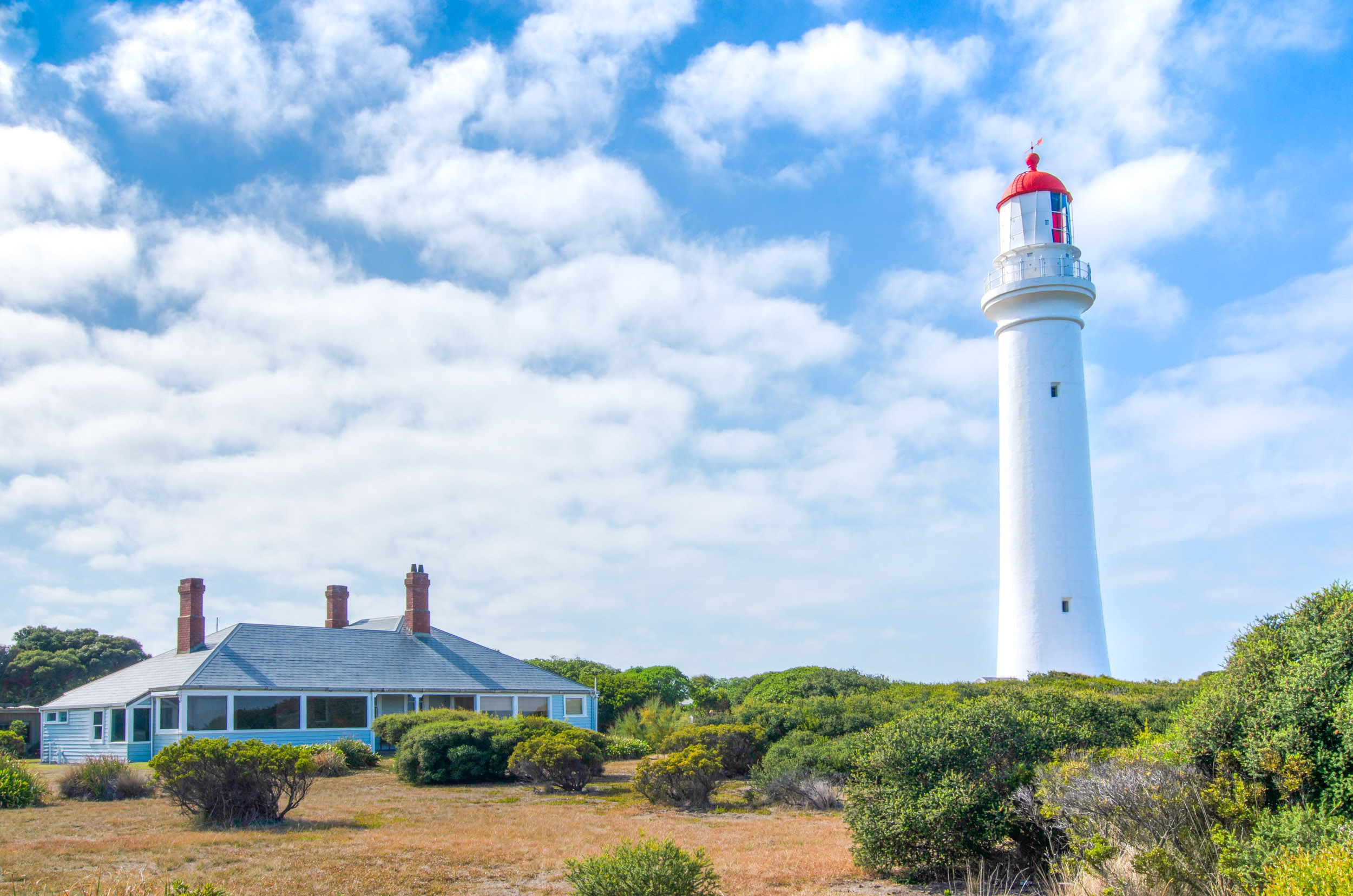 aireys inlet lighthouse great ocean road