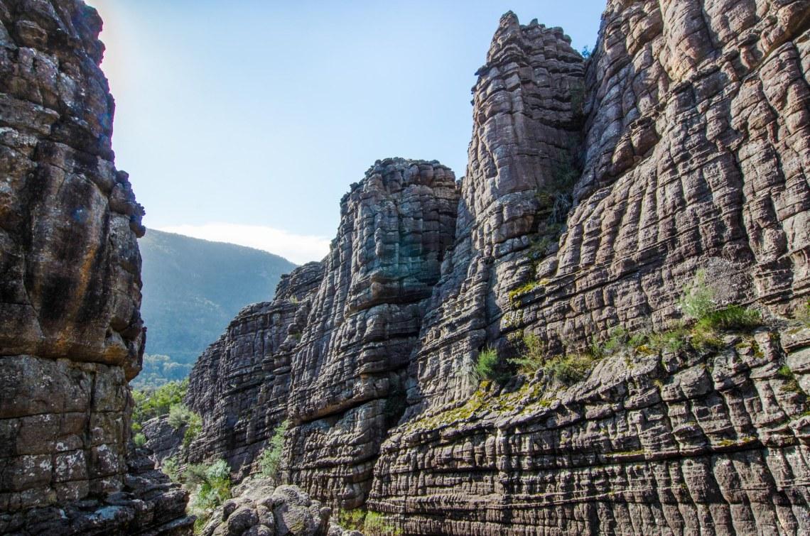 grand canyon pinacles grampians national park