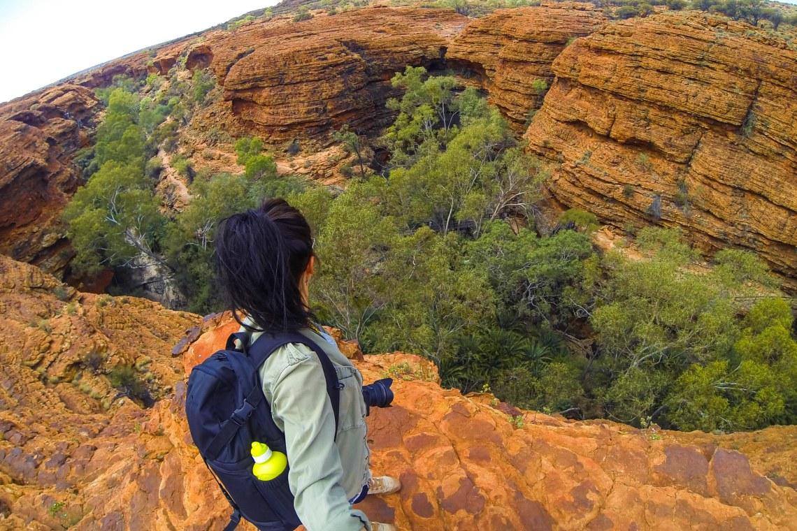 rim walk king's canyon road trip adelaide darwin