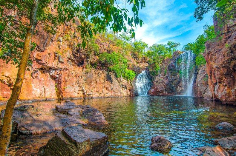 plus beaux paysages australie litchfield national park