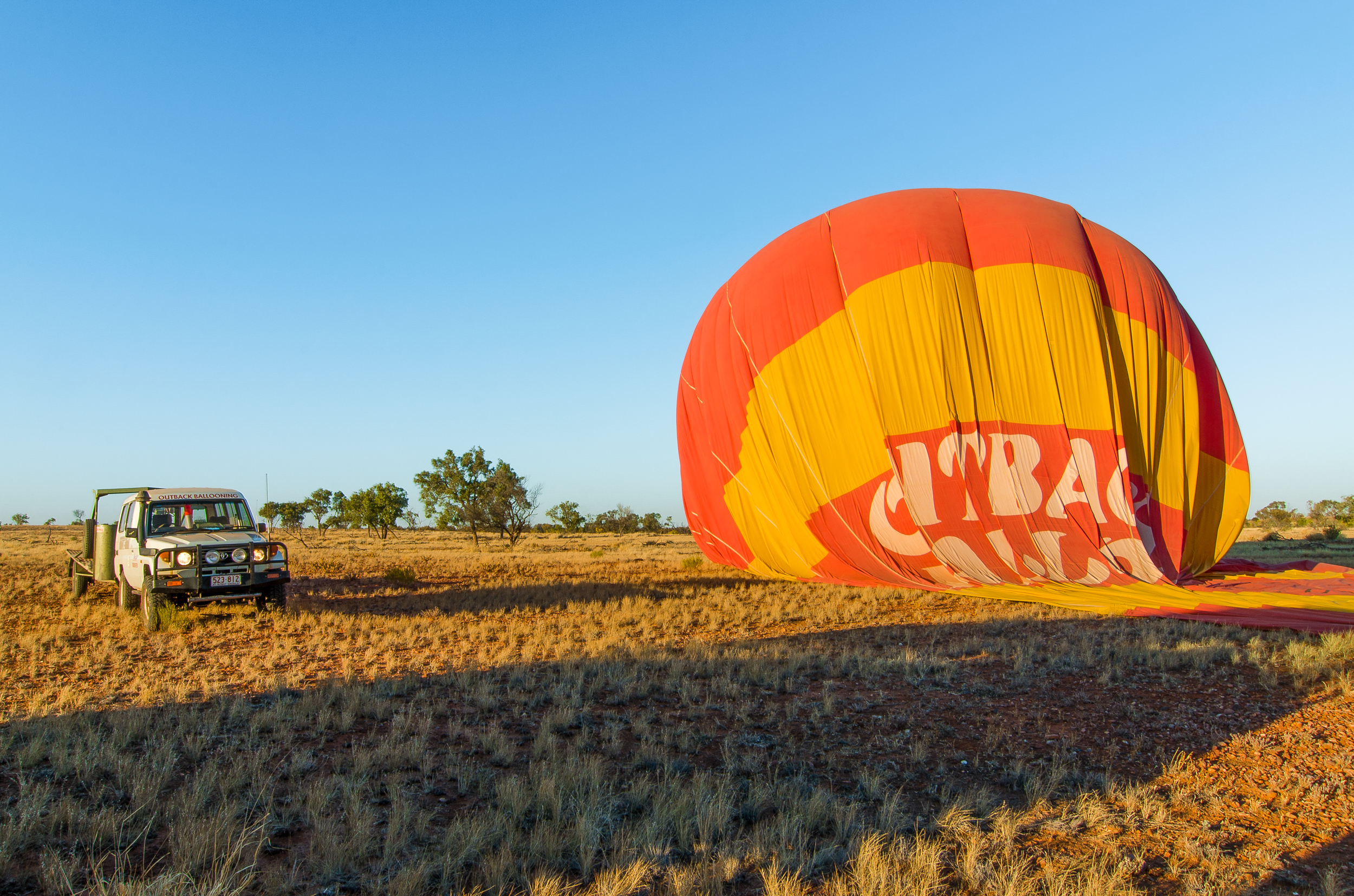 outback ballooning alice springs