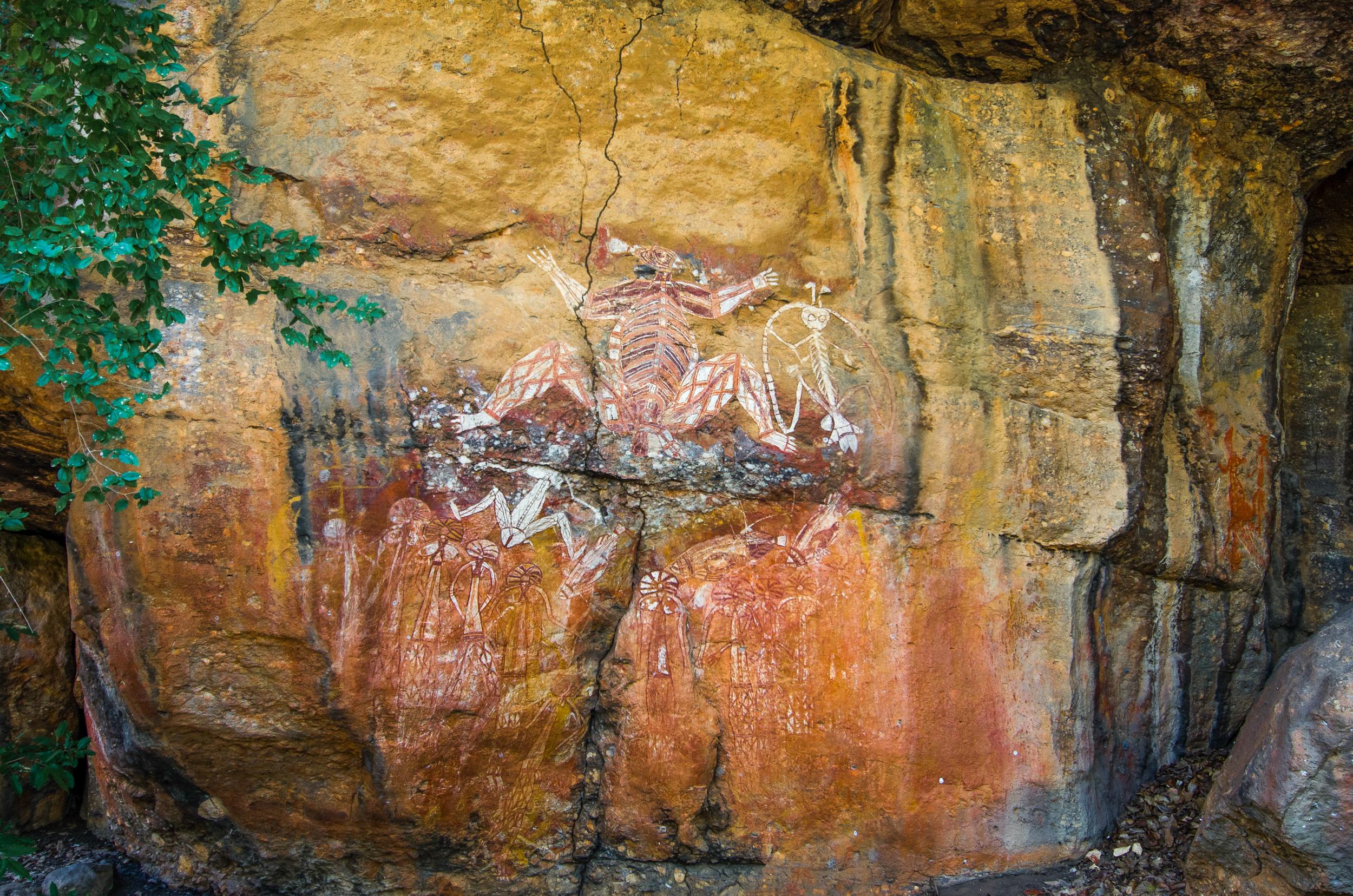 que faire à kakadu nourlangie rock art