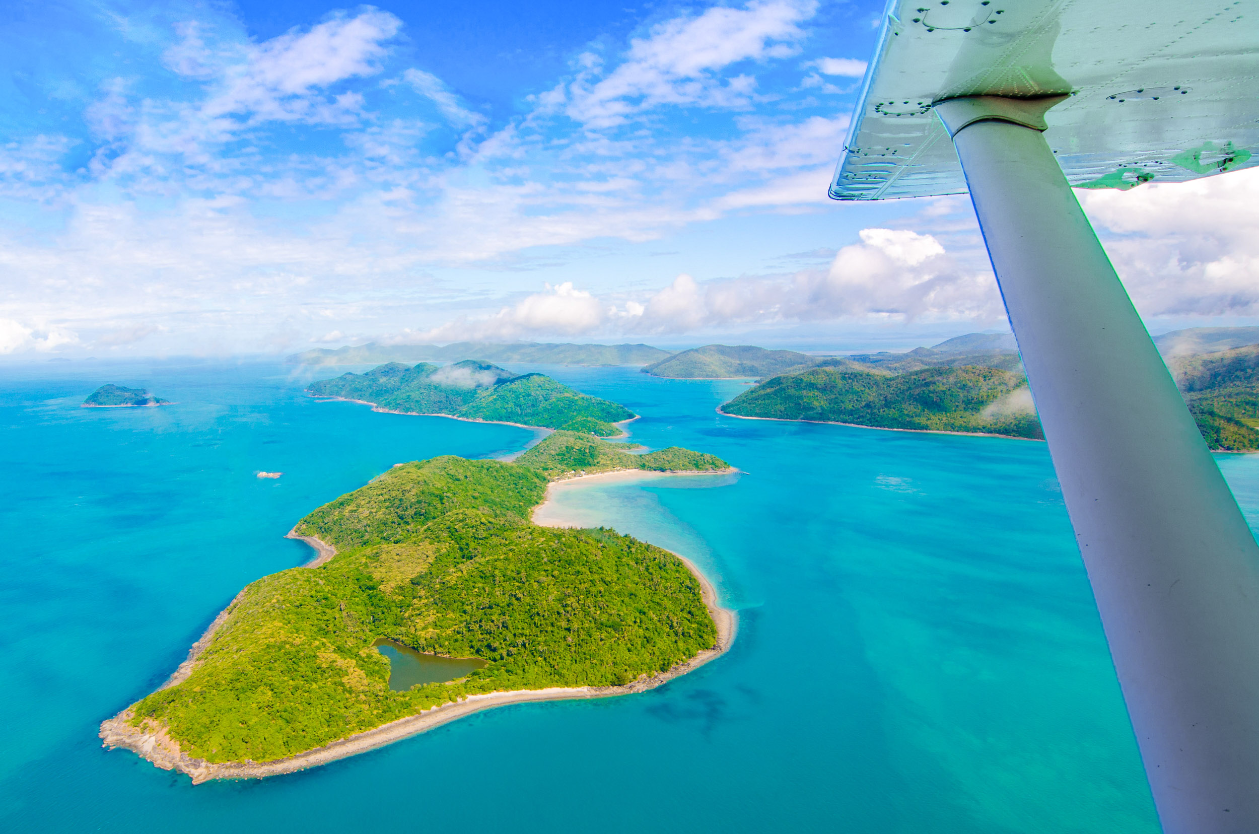 whitsunday islands road trip sydney cairns