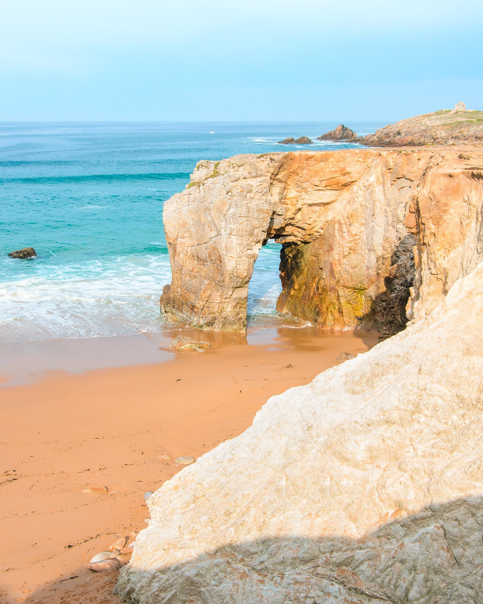 arche de port-blanc quiberon