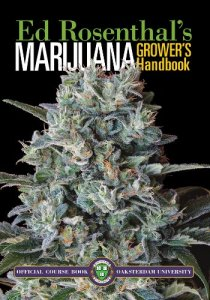 Marijuana Grower's Handbook, Ed Rosenthal