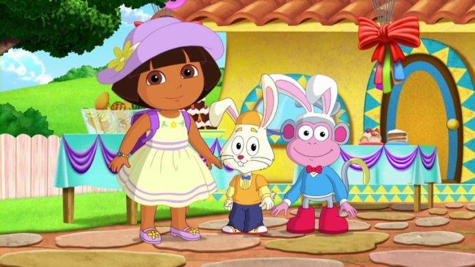 Dora: Una Aventura de Pascua