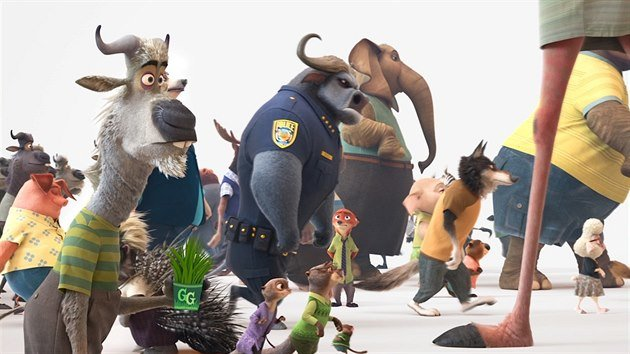 Zootropolis, de Disney, en Kids at the Movies