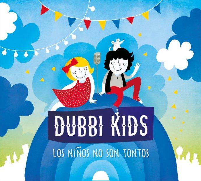 Portada del Disco de Dubbi Kids