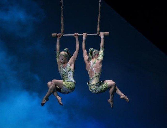 Scalada de Cirque du Soleil Magia en Andorra