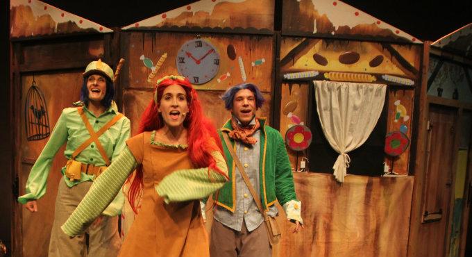 Hansel y Gretel 2 en el Teatro Luchana de Madrid