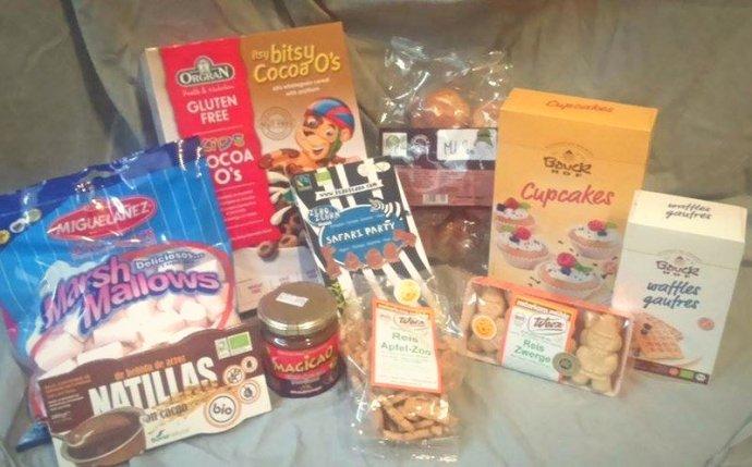 Sorteo Lote Sin Gluten Minfood y Supertribus