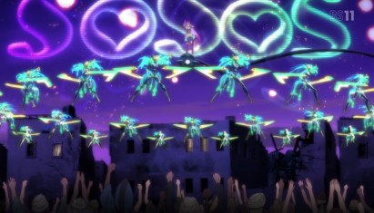 magical girl concert