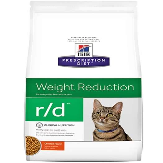 HILLS PRESCRIPTION DIET FELINO r/d 4 lb