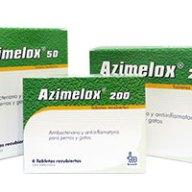 AZIMELOX 200 MG Blister x 6 tab